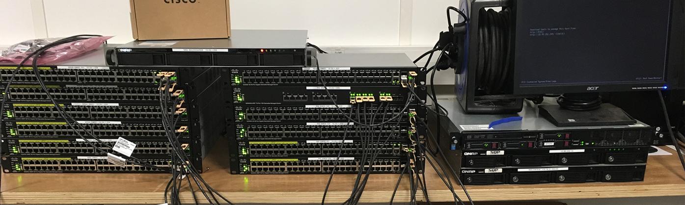 configuration informatique en atelier