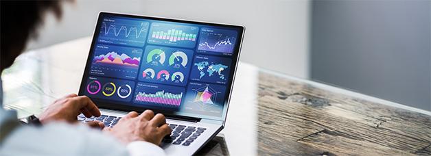 Maintenance dashboard informatique
